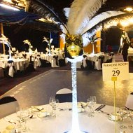 Masquerade Ball corporate event at Pleasure Beach Blackpool
