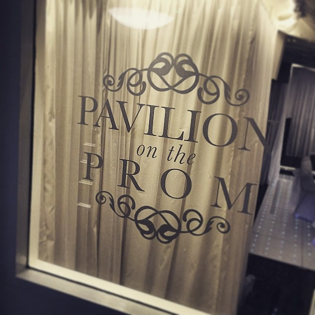 Sophisticated Events will be exhibiting at the Pavilion on the Prom Sunday 12 April 2015
