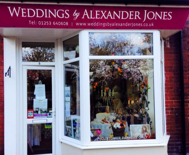 Visit us at Weddings by Alexander Jones