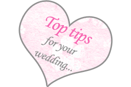 Discover top tips, hints & news on our wedding blog